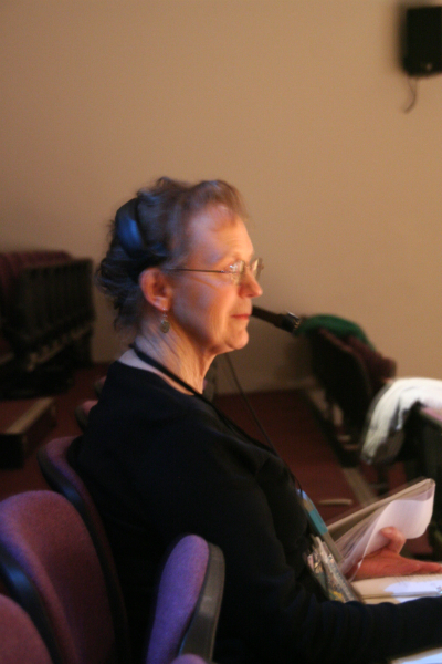 La Directrice